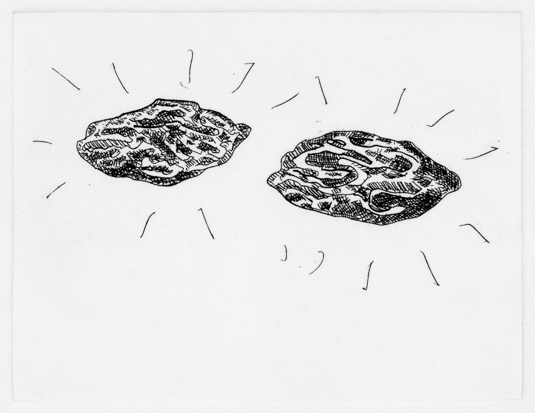 Paul Thek - Untitled (Prunes)